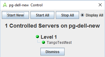 Windows — Tango Controls 9 3 3 documentation